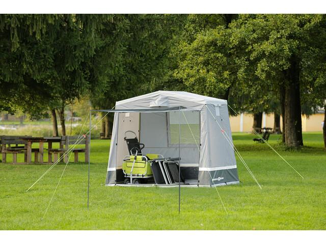 Brunner Storage Plus Device Tent, grey
